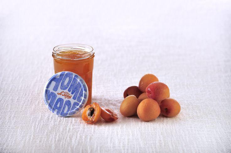 Exquisita #mermelada de #albaricoque en #tarro #confiturier #LeParfait.