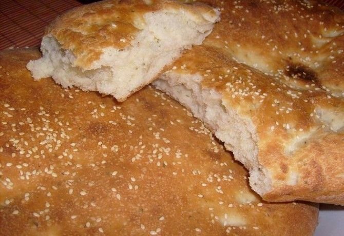 Lapos kenyér