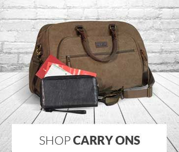 Travel only with the best, travel with Tosca Travelgoods. We offer durable, well-designed leather bags, wallets & suitcases online. Buy luggage online today.