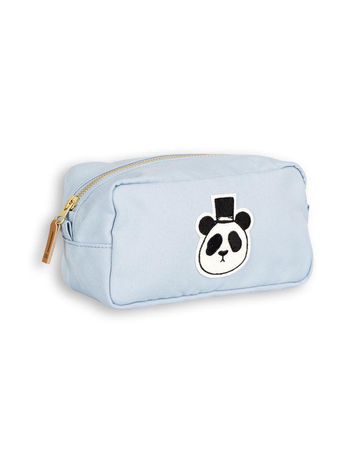 Estuche Panda de Mini Rodini.