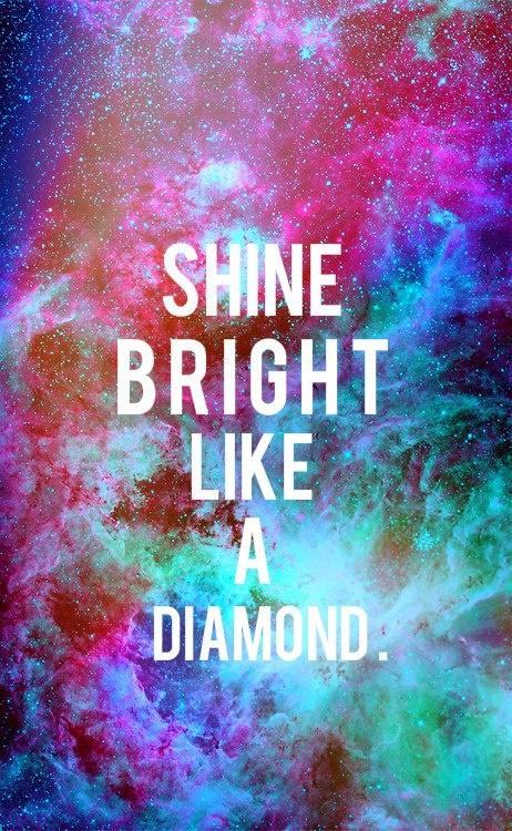 Песня shine bright like a diamond скачать