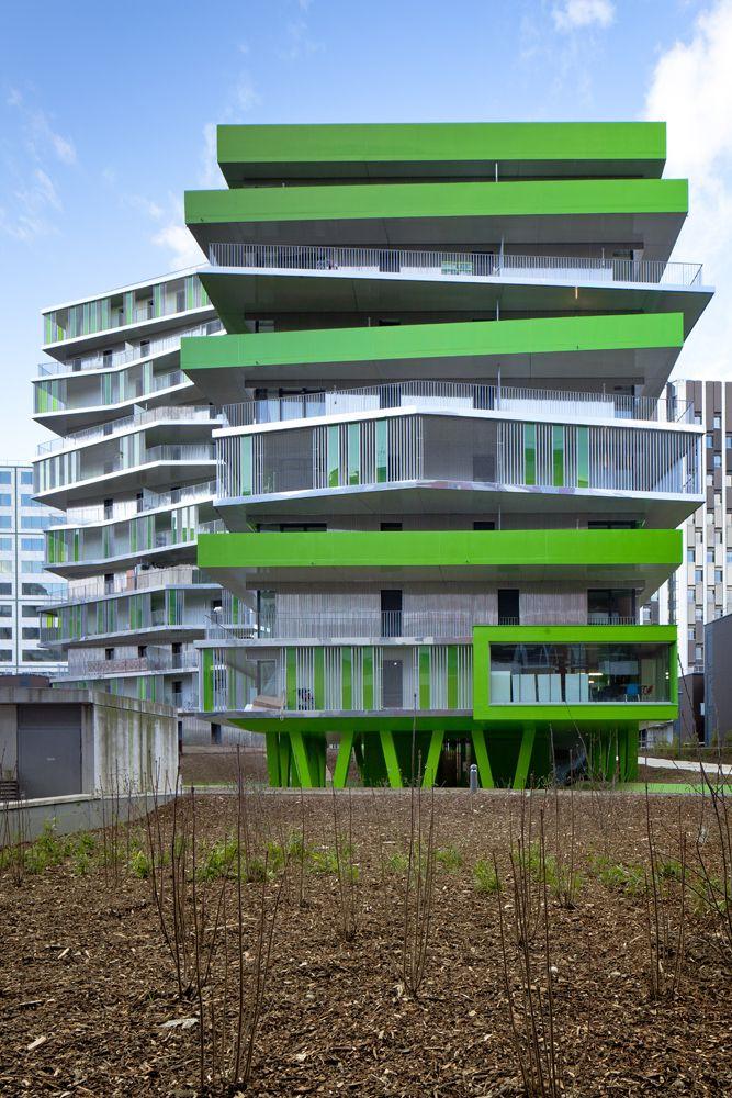 Update: Villiot-Rapée Apartments / Hamonic + Masson