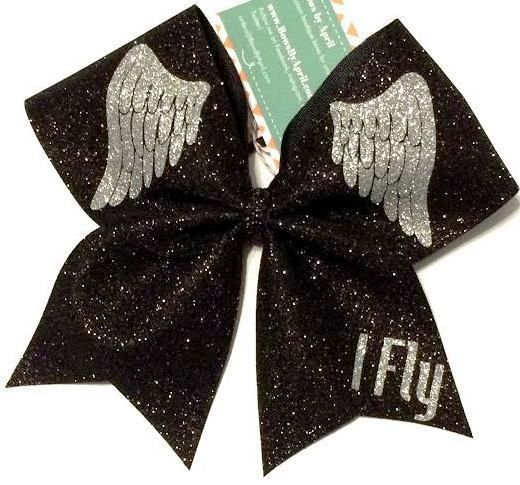 Cute cheer bow!