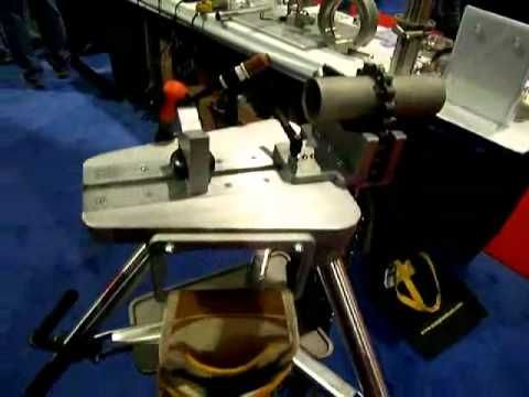 Pipe Clamps and the Best Tripod Vise Ever Made for Pipe Fitting