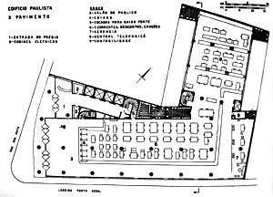 galeria metropole planta - Pesquisa Google
