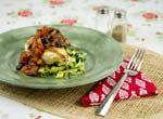 Chicken Puttanesca - Dinner 7