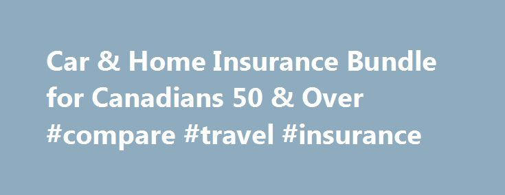 Car & Home Insurance Bundle for Canadians 50 & Over #compare #travel #insurance http://insurance.remmont.com/car-home-insurance-bundle-for-canadians-50-over-compare-travel-insurance/  #car and home insurance # Car & Home Insurance Bundle Insuring both your car and your home through Grey Power simply makes sense and it means more money in your pocket at the end of the day. Most of our customers combine their car and home insurance because it makes sense in so many ways. […]The post Car & Home…