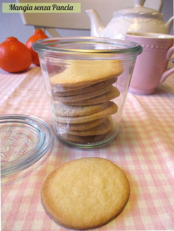 Biscotti semplici senza uova, Mangia senza Pancia
