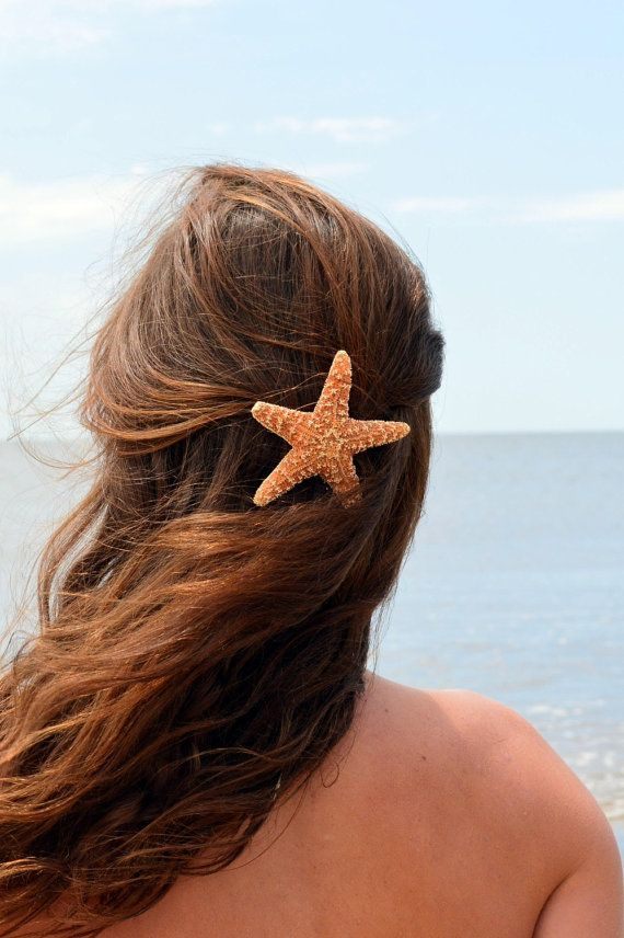 Jumbo Starfish fermacapelli fermacapelli o di WashedAshoreFL