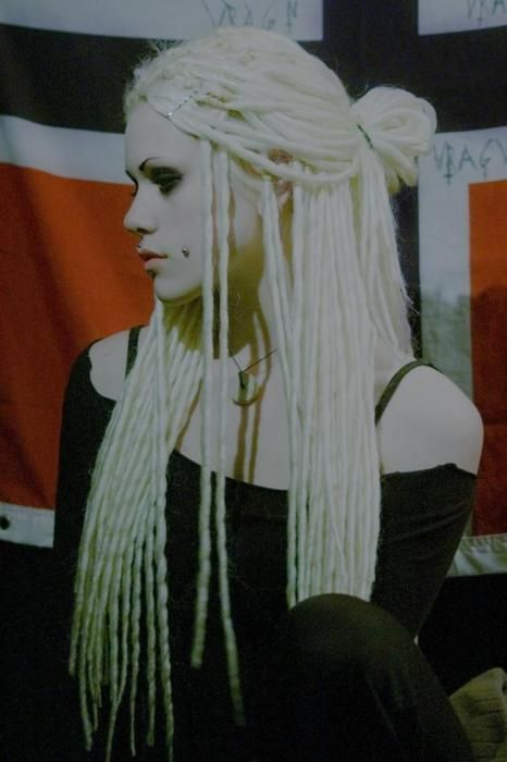 #dreads I like these, very clean and sleek looking!
