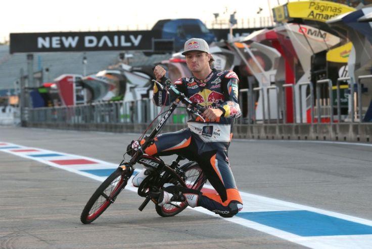 Moto3: Miller marks himself 'five out of ten'