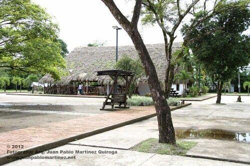 Hacienda de la leyenda de Santa Helena en el llano Colombia
