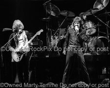 JEFFERSON STARSHIP PHOTO PAUL KANTNER MICKEY THOMAS AYNSLEY DUNBAR 1980 by Temme