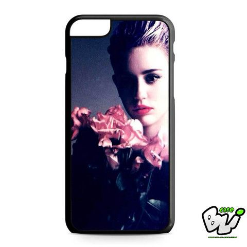 Miley Cyrus Pink Flower Rose iPhone 6 Plus | iPhone 6S Plus Case
