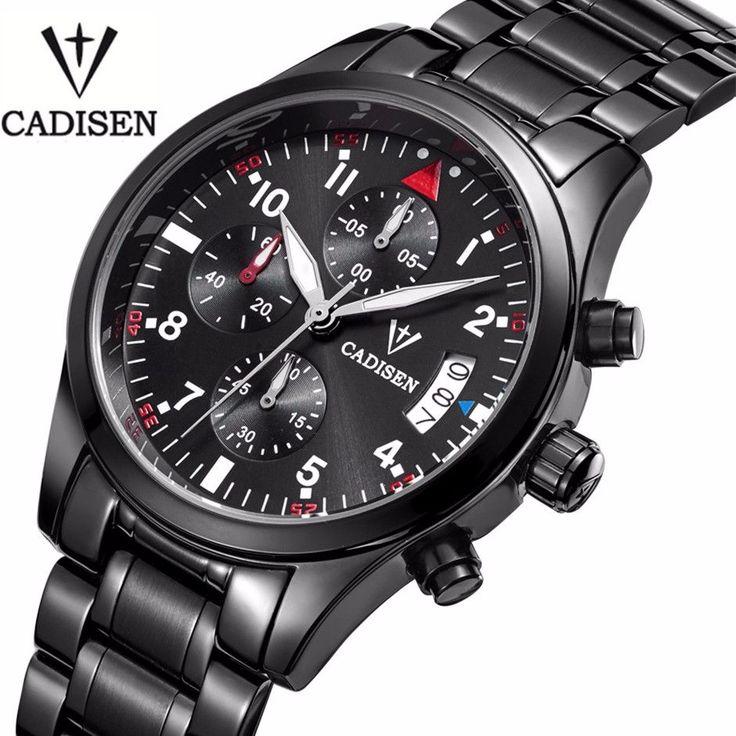 Cadisen Auto Date Watch Men! http://mobwizard.com/product/cadisen-auto-date/ #watch #watches #fashion #man #woman #classic #luxury #newdesign #leather