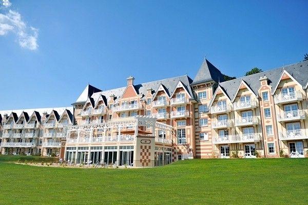 Week-end Normandie Promovacances, promo Week-end Thalasso Hôtel BO Resort & Spa 4* Bagnoles de l'Orne prix promo Promovacances à partir de 4...