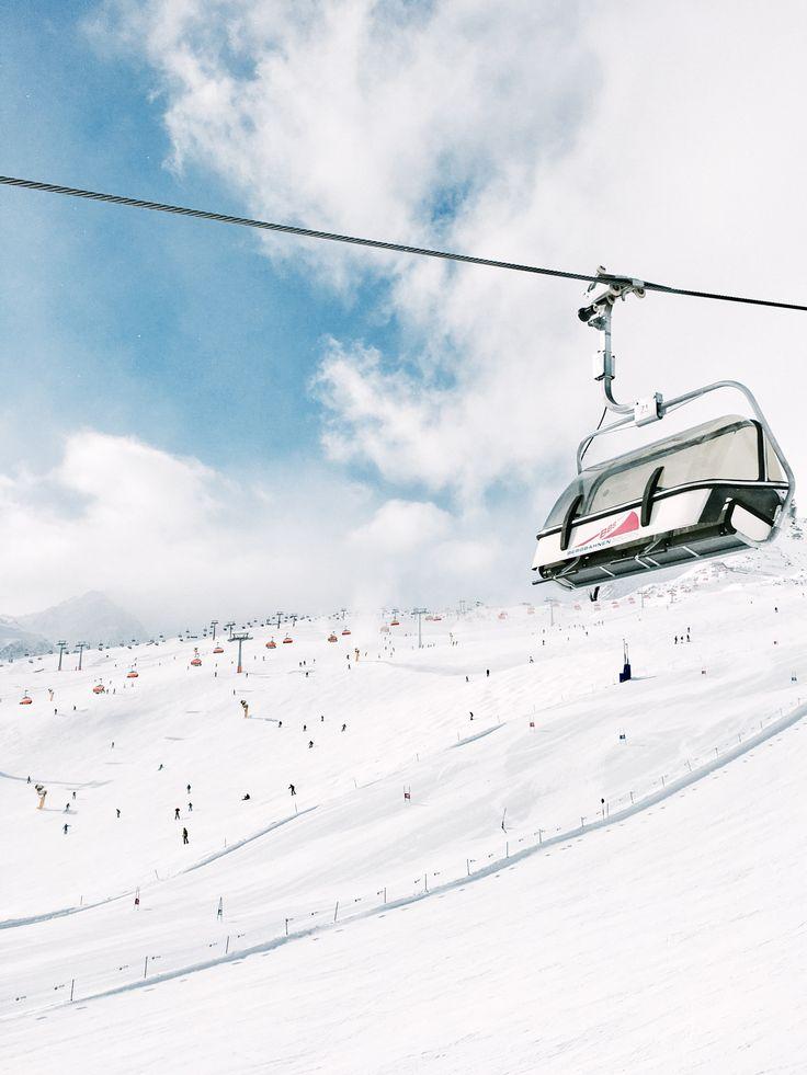 Skiurlaub Das Central, Sölden