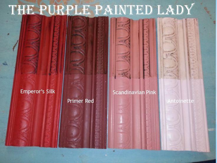 Primer Red Comparison The Purple Painted Lady CHALK PAINT