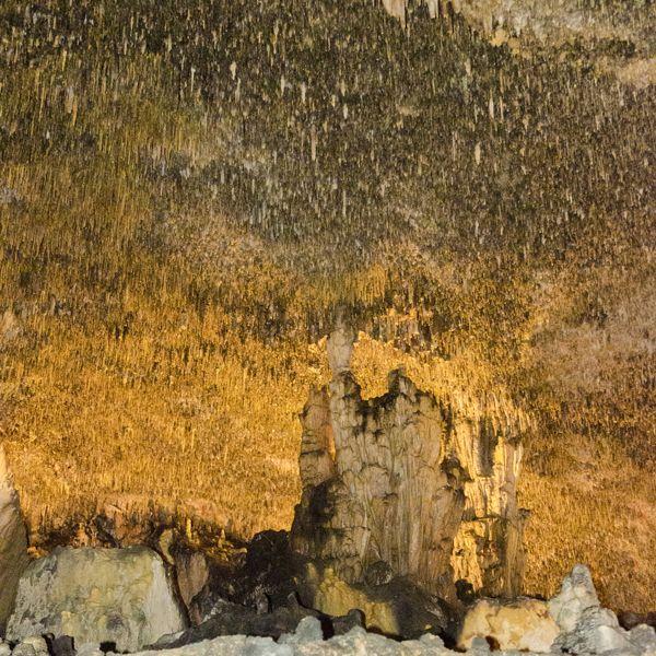 Les grottes de Drach