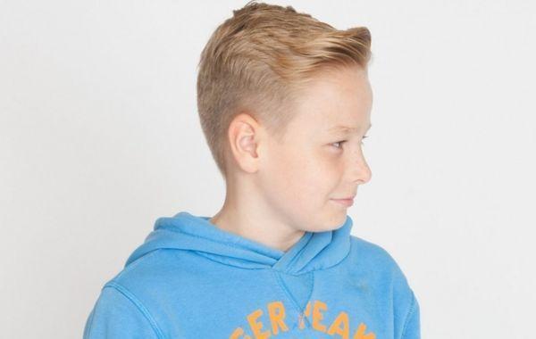 trendy kurze frisuren kinder jungen - kurzhaarfrisuren - #