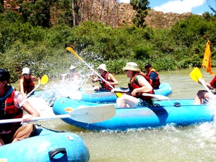 Why not come River Rafting while staying at Christian Retreat this vacation. (http://www.adventureshop.co.za/adventures/river/breede-river-rafting/) Book now! info@reedscountrylodge.co.za