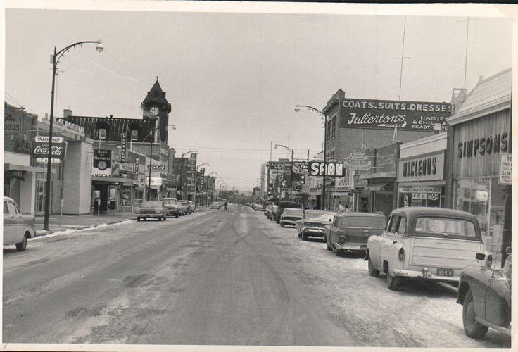 1907-construction on King Street (101st)