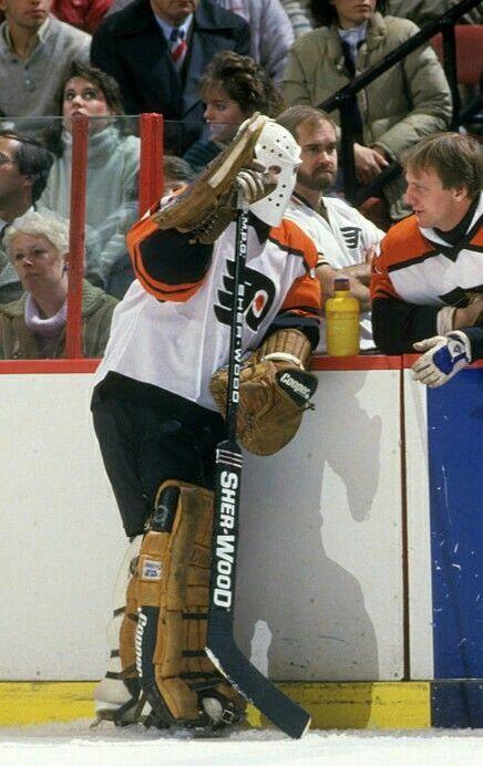 Pelle Lindbergh | Philadelphia Flyers | NHL | Hockey