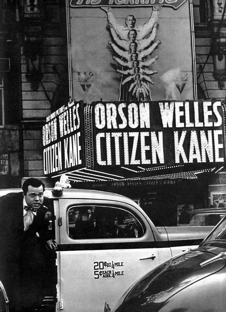 Orson Welles – Citizen Kane – Alexandra Frantischek Rodriguez