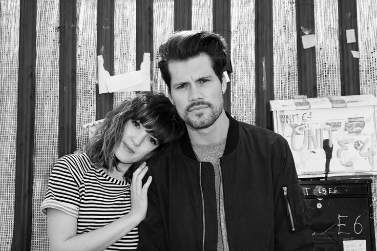 Josephine Vander Gucht and Anthony West are Oh Wonder