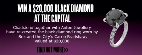 WIN A BLACK DIAMOND AT CHADSTONE THE FASHION CAPITAL