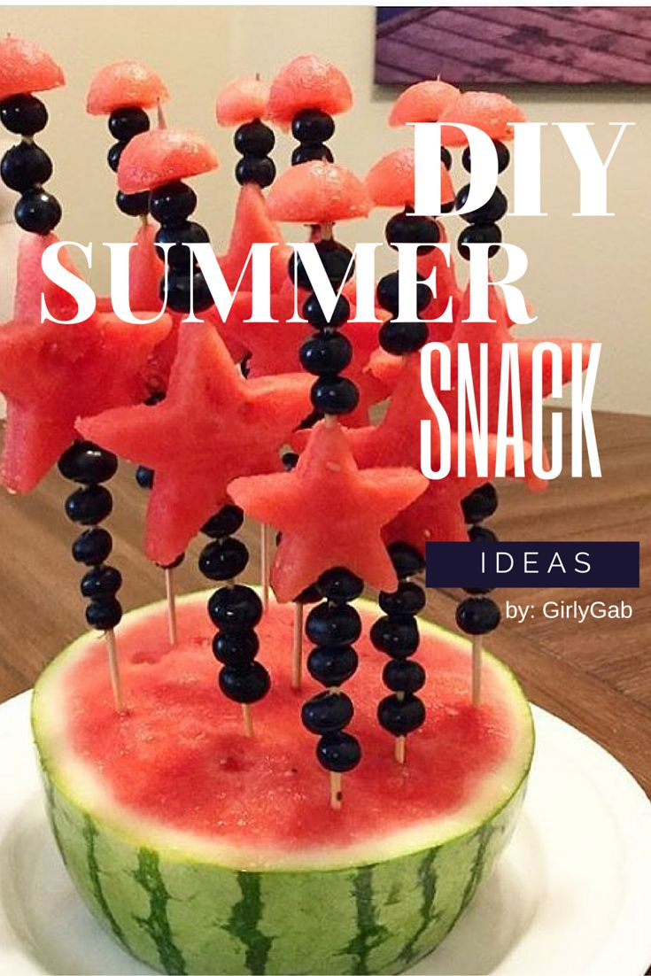 543 best do it yourself images on pinterest make up beauty tips diy summer snack ideas girlygab foodie solutioingenieria Gallery