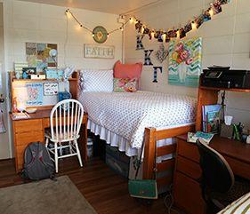 Reid Dorm At The University Of Arkansas Part 84