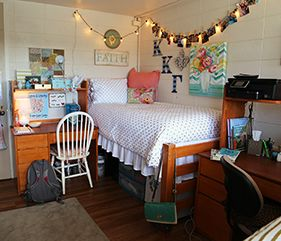 reid dorm at the university of arkansas