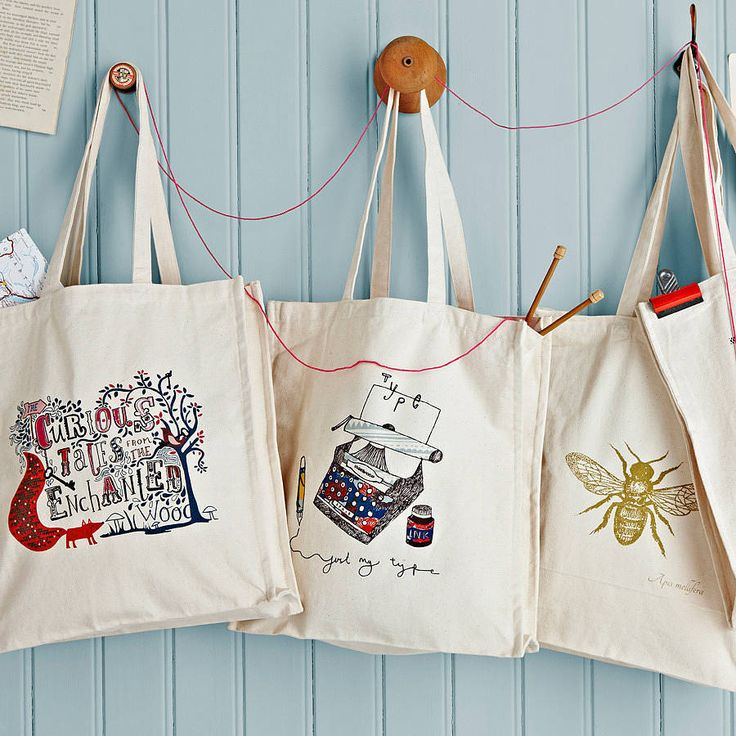 20 best Shopping bags images on Pinterest | Shopping bags, Canvas ...