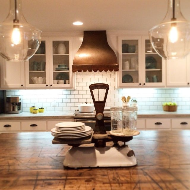Fixer Upper Country Kitchen: I Love It When The Client Asks For A Farmhouse Finish