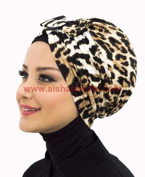 Ready To Wear Hijab  Code: HT-0258 New Season Cotton Bonnet - Cotton Hat