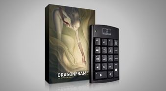 Stop Motion Software. New features in Dragonframe 3.0