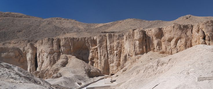 Valley of the Kings, Egypt.  A place to see and feel history.