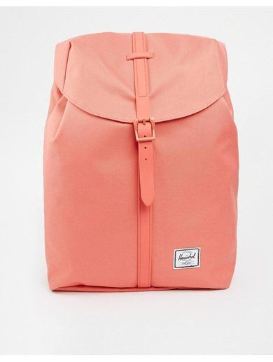Herschel Supply Co Post Backpack in Flamingo Pink - Pink http://sellektor.com/plecaki/strona-11?order=newest