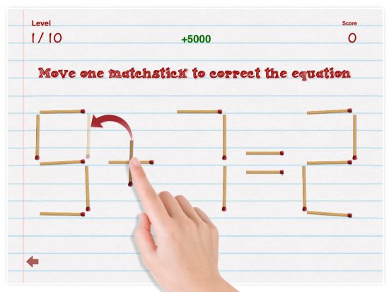 Matchmatics – Math Puzzles for Your iPad | iPad Apps for School