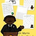 Martin Luther King Jr Printable Pack