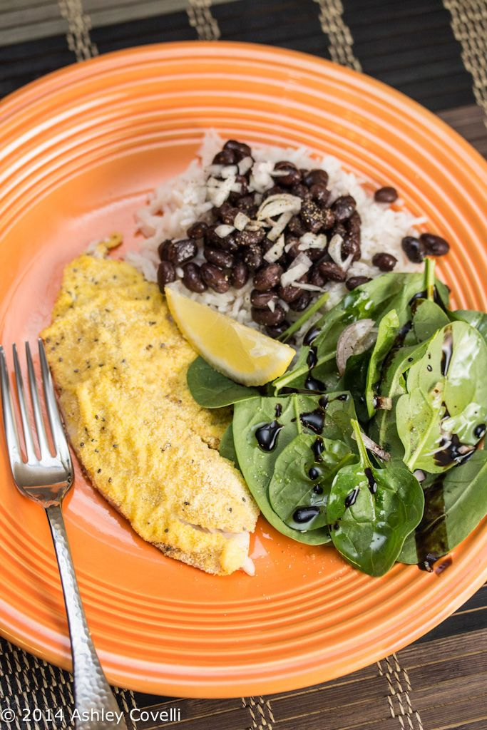 ***ENTREE*** Cornmeal and Chia Seed Crusted Tilapia Nutrition Facts Servings Per Recipe 4 Amount Per Serving cal.(kcal)404 Fat, total(g)21 chol.(mg)86 sat. fat(g)2 carb.(g)12 fiber(g)2 pro.(g)44 sodium(mg)569 Percent Daily Values are based on a 2,000 calorie diet >> SLOtility.com
