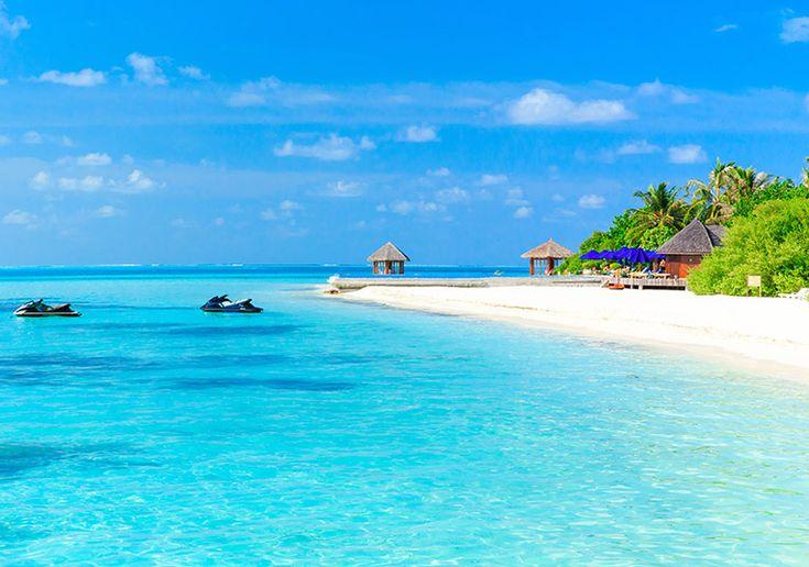 Maldiverna (300 km²)