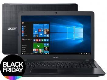 """Notebook Acer Aspire F5 Intel Core i5 6ª Geração - 8GB 1TB LED 15,6"""" Windows 10 - Magazine Gileo"""