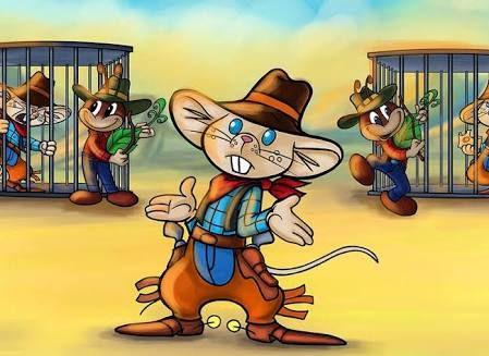 Resultado de imagen para cri cri el raton vaquero