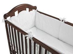 Комплект для кроватки Micuna Juliette Big 140х70 (6 предметов) - Акушерство.Ru