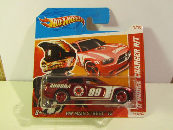 Short Card Super Treasure Hunt 2012 Hot Wheels  11 Dodge Charger R/T E 24