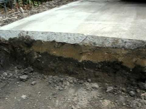 Why Do Concrete Driveways Crack? Concrete Vs. Paver Driveway.