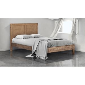 Vancouver Acacia Wood Bed Base (King Extra Length)