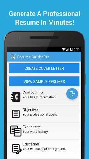 resume builder pro v22 resume builder pro v22requirementsvaries with deviceoverview